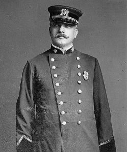 Max Schmittberger, New York Police Inspector, 1910 (Library of Congress)