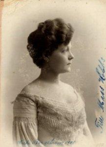 Hilda Borgstrom