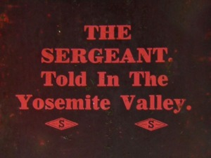 Sergeant 1910