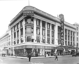 The Mark Strand Theater in 1914.