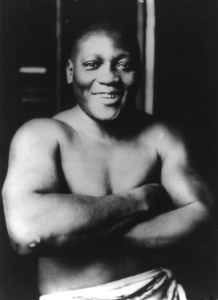 In April 1915, Jack Johnson lost his heavyweight title after holding it for more than six years.