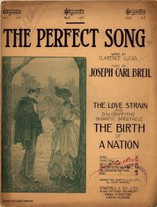 Birth of a Nation Sheet Music