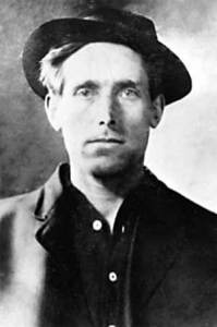 Songwriter and labor leader Joe Hill, executed Nov 19, 1915
