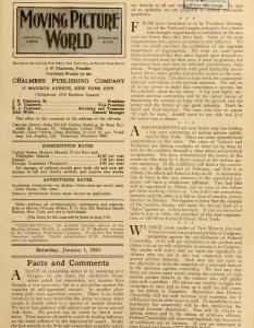 MPW Editorial