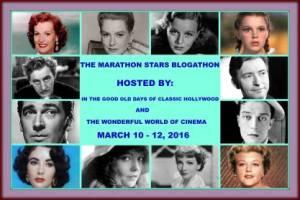 Blogathon Marathon Stars