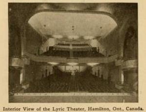 Hamilton Lyric