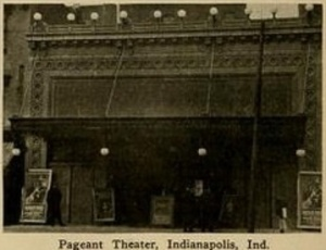 "Note: MPW's caption says ""Pageant"" but the article says ""Regent."""