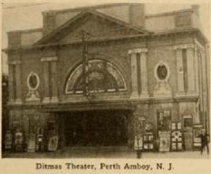Perth Amboy Ditmas