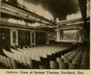Portland Sunset Theater