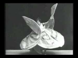Serpentine Dance Lina Esbrard