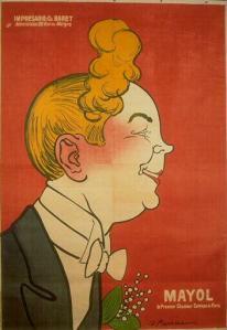 Felix Mayol Poster