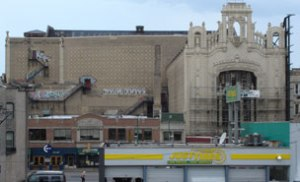 Chicago's Uptown Theater, opened 1925.
