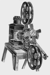 Projector Bioscope