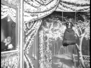 trapeze-disrobing-act