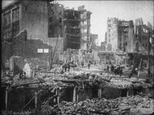 on april 18 1906 an earthquake of an estimated 7 7 7 9 magnitude hit san francisco because of the construction standards of that time the quake did far