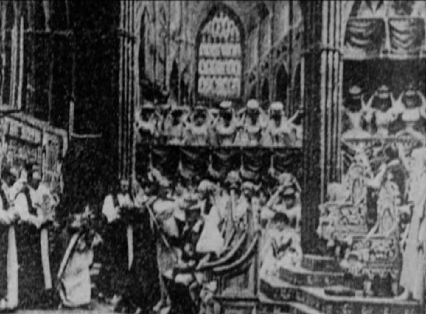 Coronation of Edward VII 1